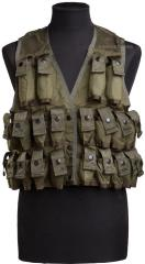 US grenade carrying vest, Olive Drab