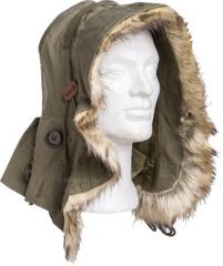 US M51 hood for Fishtail parka, repro