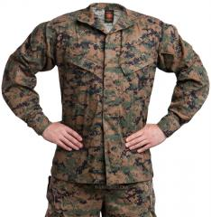 US Marpat Woodland jacket, surplus