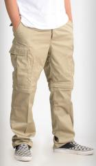 Mil-Tec Zip-Off BDU trousers, khaki