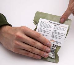 Hemostaattinen sidepaketti on erittäin arvokas lisä ensiapupakkaukseen.  QuikClot nopeuttaa veren hyytymistä haavakanavassa tyrehdyttäen verenvuotoa  erittäin ... e9efdc8e38