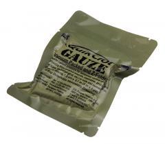 QuikClot Combat Gauze Z-fold hemostaattiside