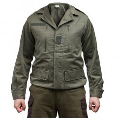 French F1 jacket, olive drab, surplus