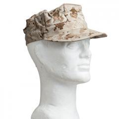 USMC field cap, Desert MARPAT, surplus