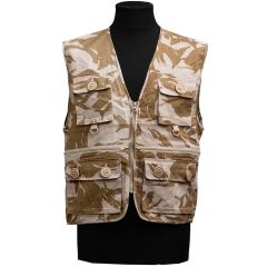 Outdoors vest, Desert DPM