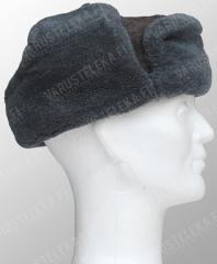 Soviet Ushanka fur hat, surplus