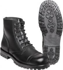 Särmä Classic ankle boots Mk. II, black