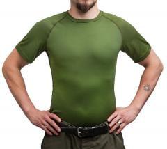 Särmä Coolmax T-paita, vihreä