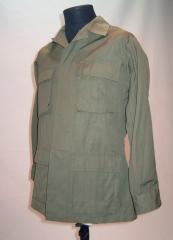 US RDF-takki, vihreä, uudenveroinen, Small Regular