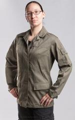 NVA Kampfgruppen naisten takki, ylijäämä