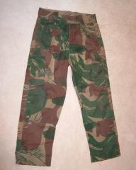 Rhodesian combat trousers #1