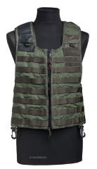 Black Pearl Tactical Vest, Modular, size 2