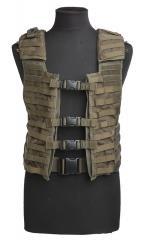 Black Pearl MDL Vest, TAC, olive drab