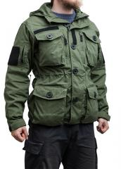 Särmä Windproof  Smock, green