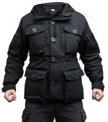 Särmä Windproof  Smock MK.II, black