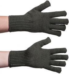Särmä merino gloves, olive drab