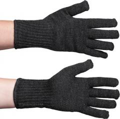 Särmä merino gloves, dark grey