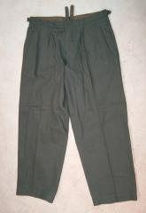 NVA wool trousers, old model