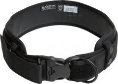 Black Pearl Police Duty Belt, black, Small