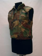 US PASGT vest, Woodland, used