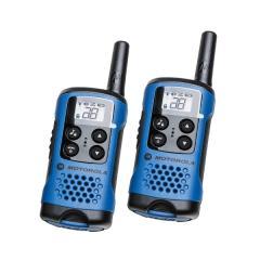 Motorola T41 radiopuhelin, PMR446, 2 kpl