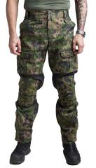 Särmä TST L4 Combat trousers, M05 woodland camo