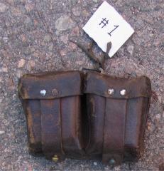 Soviet WW2 Mosin-Nagant ammo pouch #1