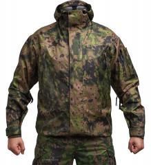 Särmä TST L6 Hardshell jacket, M05 woodland camo