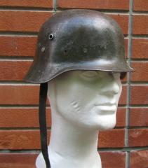 SA unkarilainen M35 teräskypärä #1