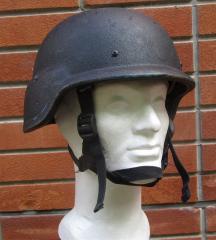 Finnish composite helmet, black