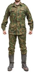 Russian VSR camouflage uniform, surplus