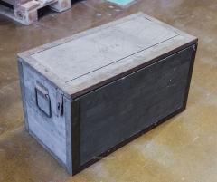 Wehrmacht tykistön tarvikelaatikko #2, ylijäämä