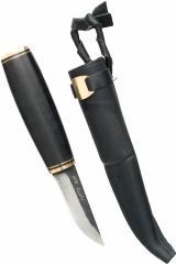 Woodsknife & Tommi Mäkelä Pukkilan Jaska -puukko