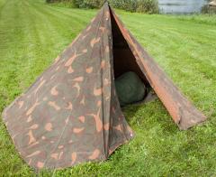 Hungarian M49 tent, surplus