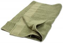 BW terry towel, surplus