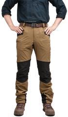 Pentagon Hermes soft shell housut, kojootinruskeat