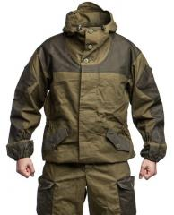 Russian Gorka 3K field jacket, brown