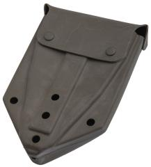 BW entrenching tool pouch, green, surplus