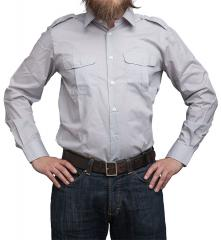 Finnish M58 dress shirt, long sleeve