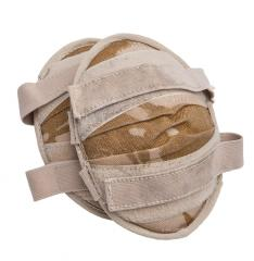 British elbow pads, Desert DPM, surplus