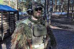 Tarkka-ammunnan SM-kilpailu, Häyhä 2015, Porin Prikaati