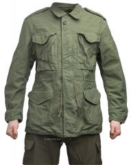 US M-1951 field jacket, olive drab, repro