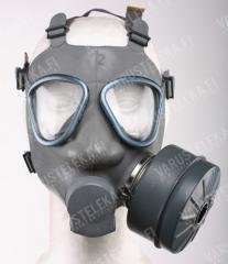 Finnish M/61 gas mask, surplus