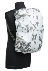 Särmä TST Backpack cover, M05 snow camo