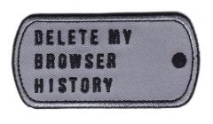 Särmä Delete My Browser History morale patch