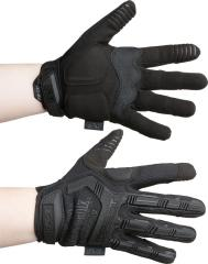 Mechanix M-Pact Gloves, mustat
