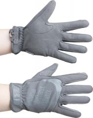Mechanix FastFit Gloves, harmaat