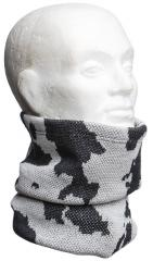 Särmä heavy tube scarf, merino wool, snow camo