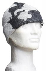 Särmä Commando cap, merino wool, snow camo