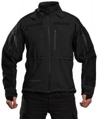Mil-Tec Soft Shell jacket, black